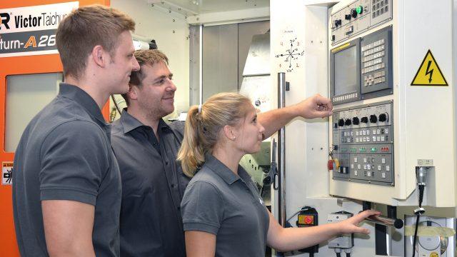 bock machining ausbildungsangebot Industriemechaniker
