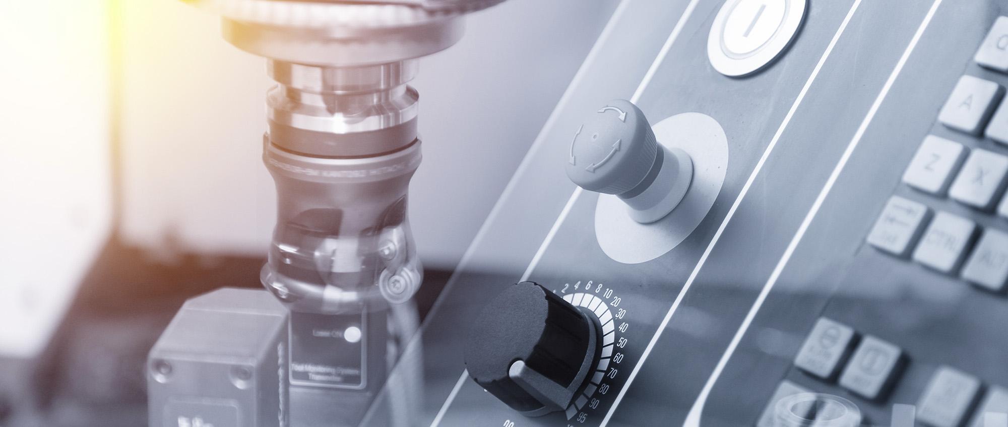 Higt Tech Produktion bei bock machining