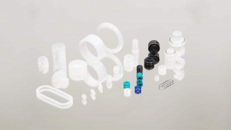 UHMW-PE Ultrahochmolekulares Polyethylen der Werkstoff