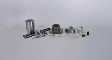 Teflonbeschichtung mit anti-adhesiver Oberfläche z. Ssp. Hahnküken oder Füllstandssonde für Food und Pharma