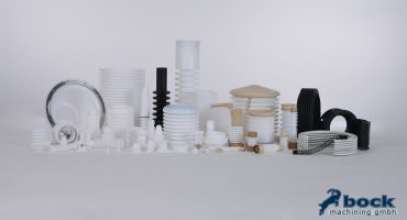 Faltenbälge und Membranen aus PTFE